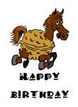Horse Birthday Cards