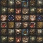 Vintage Ceiling Tiles Pattern