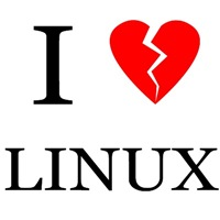 I [don't heart] Linux
