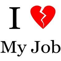 I [don't heart] My Job
