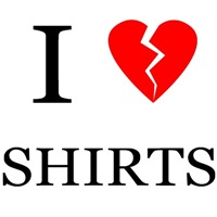 I [don't heart] Shirts