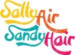 Salty Air Sandy Hair