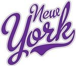 New York Script