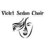 Violet Sedan Chair