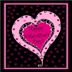 Frilly Heart Valentines