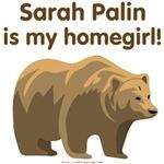 Sarah Palin is my Homegirl