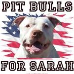 Pit Bulls for Sarah
