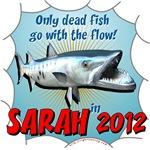 Sarah Barracuda 2012