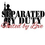 Separated by Duty...