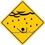 Flood Warning Men's Apparel