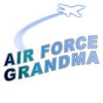 Proud military grandparents