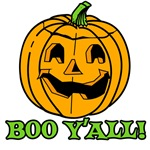 BOO Y'ALL!