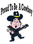 Proud To Be Cowboy