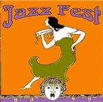 Jazz Fest Woman