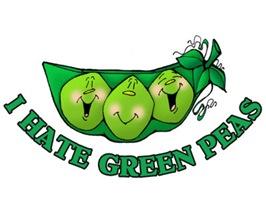 I Hate Green Peas