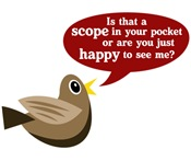 Scope In Your Pocket...?