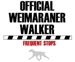 Official Weimaraner Walker