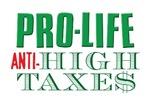 Pro-Life Anti-Tax