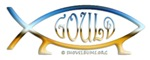 Gould Fish Gear with blue to gold design