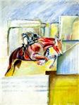 Equestrian - horse