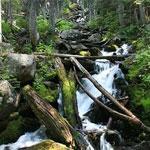 Waterfalls & River