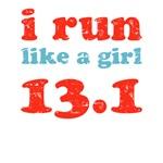 i run like a girl 13.1