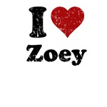 I heart Zoey