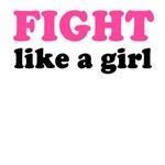 Fight like a girl