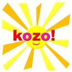 Yellow Sunshine kozo!