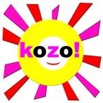 Colorful Sunshine kozo!