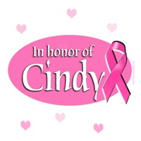 Breast Cancer Honor D2 Cindy