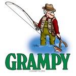 Fly Fishing Grampy