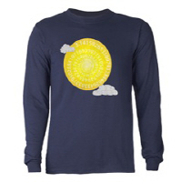 Pi in the Sky Long Sleeve