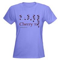Cherry Pi Short Sleeve