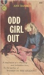 Odd Girl Out Lesbian Pulp Fiction