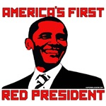 America's First Red President