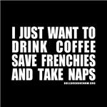 Coffee Frenchies & Naps
