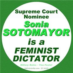 Sotomayor Feminist