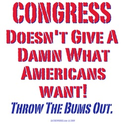Congress Doesn't Give A Damn