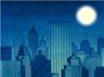City Moon (II)