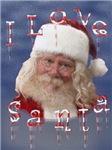 I love Santa