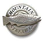 Mountain Stream Co pewter logo