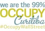 Occupy Curitiba T-Shirts