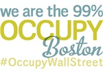 Occupy Boston T-Shirts