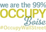 Occupy Boise T-Shirts