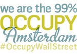Occupy Amsterdam T-Shirts