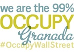 Occupy Granada T-Shirts