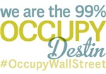 Occupy Destin T-Shirts