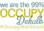 Occupy Dekalb T-Shirts