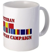 Afghanistan Veteran Mugs & Steins